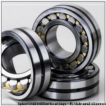240 x 360 x 118 D KOYO 24048RHAK30+AH24048 Spherical roller bearings - Withdrawal sleeves