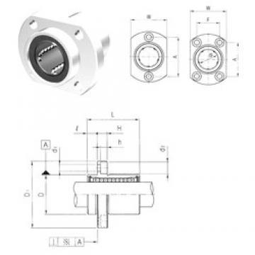 ℓ Samick LMHP10 linear-bearings
