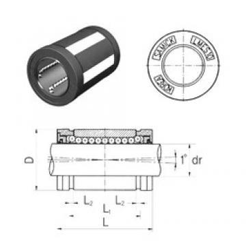 L ±0.2 Samick LMES12 linear-bearings