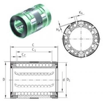 Bore Diameter (mm) INA KN 12 B-PP linear-bearings