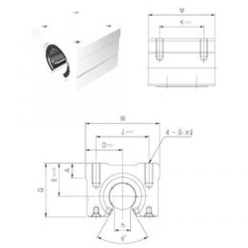 G Samick SBR25UU linear-bearings