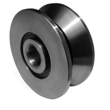 closure type: Smith Bearing Company MVYR-62 V-Groove Yoke Rollers