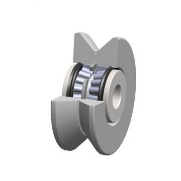 radial static load capacity: PCI Procal Inc. VTRY-9.50 V-Groove Yoke Rollers
