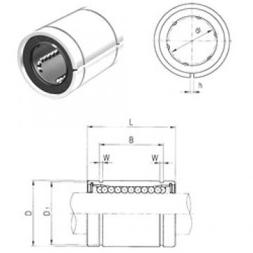 8 mm x 16 mm x 16,5 mm D Samick LME8UUAJ linear-bearings