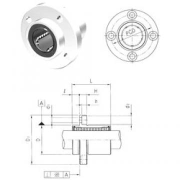 D1 Samick LMEFP25 linear-bearings