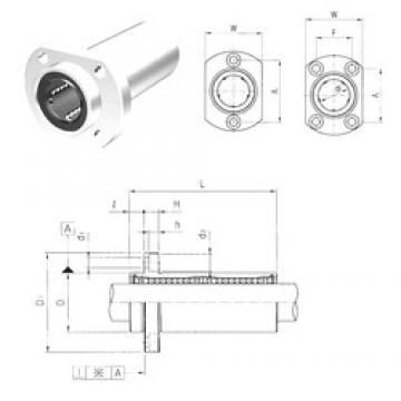 d2 Samick LMHP30LUU linear-bearings