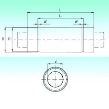Brand NBS KBL0845 linear-bearings