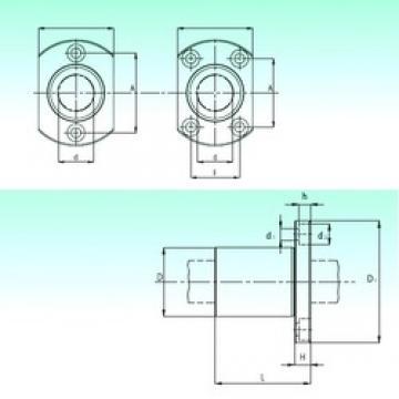 Outer Diameter (mm) NBS KBH 12 linear-bearings