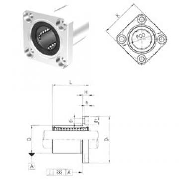 PCD Samick LMK16 linear-bearings