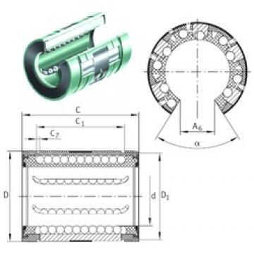 Bearing number INA KNO 25 B-PP linear-bearings