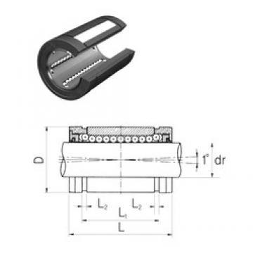 θ Samick LMES40OP linear-bearings
